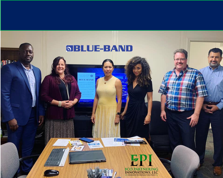 Congresswoman Stephanie Murphy Visits Eco Partnering Innovations & Blue-Band To Discuss Autonomous Vehicle Legislation